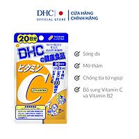 [GIFT] Viên Uống Vitamin C DHC Vitamin C Hard Capsule Nhật Bản - 20 Ngày