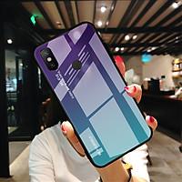 Ốp Lưng Mặt Kính Gradient Cho Xiaomi Redmi Note 5 / Redmi Note 5 Pro