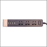 Ổ điện Remax RU-S2 tích hợp cổng sạc USB - Hàng nhập khẩu