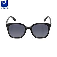 UREVO Square Sunglasses for Women Men w/TR90 Frame/Polycarbonate Lenses/Anti-Reflective Coating Fashion Sun Glasses