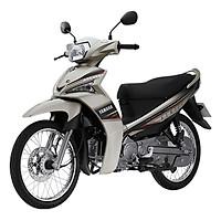 Xe Máy Yamaha Sirius Fi Phanh Đĩa - Trắng Ngà