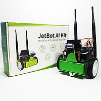 Robot AI JetBot dành cho NVIDIA Jetson Nano Developer Kit - Hàng Chính Hãng