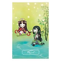 Sổ Tay Mini Angia Art - Kaguya X Mannendake (100 Trang)
