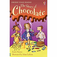 Usborne Young Reading Series One: The Story of Chocolate