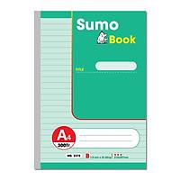 Lốc Sổ may gáy A4 Hải Tiến - Sumo (200, 300, 400 trang)