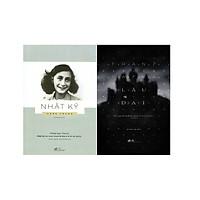 Combo  Nhật Ký Anne Frank (Tái Bản) + Lâu Đài (Tái Bản 2018) - Tặng kèm Bookmark