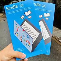 Máy đọc sách Kindle For KiDs kèm bao da - Hàng Chính Hãng