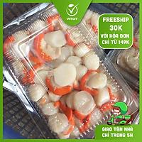 [CHỈ GIAO HN] - VITOT FOOD CỒI SÒ ĐIỆP (500g/ khay)