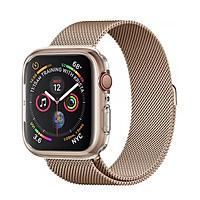 Ốp Apple Watch Series 4 40mm SPIGEN Liquid Crystal Case - Hàng chính hãng
