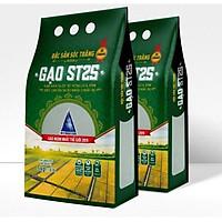 Gạo ST25 thương hiệu Vinaseed túi 5kg