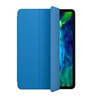 Bao da cho iPad Pro 11 2020 hít nam châm không cạnh viền Smart Folio siêu mỏng siêu mịn