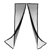 Rèm cửa nam châm chống muỗi Magic Mesh (Tặng kèm ví đựng card)