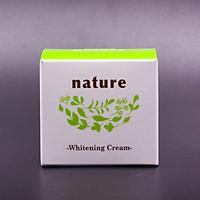 Kem dưỡng và làm trắng da ban đêm Nhật Bản Naris Nature Whitening Cream (50g)
