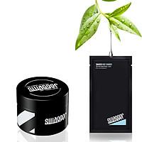 Combo Sáp vuốt tóc nam Swagger Hair Stunner Wax Organics 50ml + Mặt nạ trà xanh ngừa mụn Swagger Face Changer 20ml