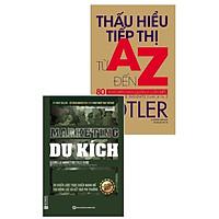 Combo Marketing Du Kích - 30 Chiến Lược Thực Chiến Mạnh Mẽ Tạo Động Lực Và Kết Quả Phi Thường + Thấu Hiểu Tiếp Thị Từ A Đến Z - 80 Khái Niệm Nhà Quản Lý Cần Biết Tặng Kèm Bookmark