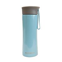 Bình đựng nước inox Bonnman dung tích 300ml, có giữ nhiệt độ nhẹ, an toàn cho sức khỏe người sử dụng