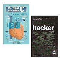 Combo Kinh Điển Về Công Nghệ và Thông Tin: Giáo Trình Kỹ Thuật Lập Trình C Căn Bản Và Nâng Cao + Hacker Lược Sử / top những cuốn sách hay xuất sắc