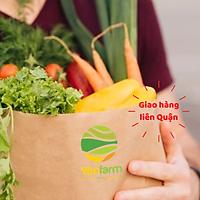 [CHỈ GIAO HCM] Combo 4 loại rau củ gia vị - 2kg