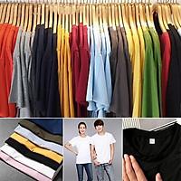 Áo Thun Áo Phông Nam Nữ Trơn Vải Dày Chuẩn Cotton Bảo Bảo Store