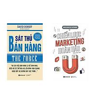 Combo Sách Kĩ Năng Marketing: Sát Thủ Bán Hàng + Chiến Lược Marketing Hoàn Hảo