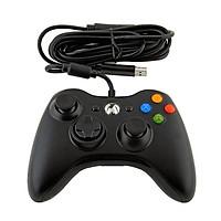 Tay Cầm Chơi Game Xbox 360 - Đen
