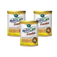 Sữa bột Nutricare Gastro dinh dưỡng y học cho người viêm dạ dày, rối loạn tiêu hoá 3 Hộp (900g)