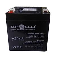 Ăc quy Apollo 12V 5Ah, AP5-12- Hàng nhập khẩu