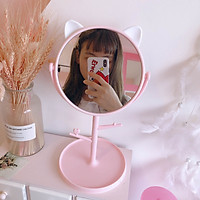 Gương tai mèo xoay 360 độ