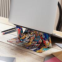 Giá Đỡ Laptop MOFT Stand x DesignNest Adhesive, Đế Tản Nhiệt Laptop 15 inch, Chân Đế Macbook Siêu Mỏng Như Vô Hình, Đế Dán MacBook, 2 Gốc Độ Điều Chỉnh, Chất Liệu Sợi Thủy Tinh Và PU - Hàng Chính Hãng