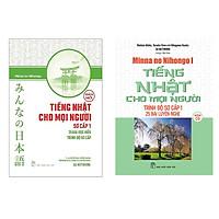 Combo 2 cuốn minna no nihongo 25 Bài Luyện Nghe +25 Bài Đọc Hiểu (Tiếng Nhật Sơ Cấp 1) Tặng sổ tay VDT