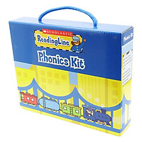 Scholastic Reading Line Phonics Kit (Student Pack)