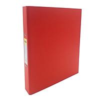 Bìa Còng Nhẫn 3.5cm Toppoint TOP-217A4 - Màu Đỏ