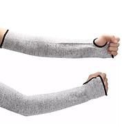 Bao cánh tay chống cắt 5lớp HPPE 40cm CE