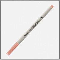 Bút lông đầu cọ viết calligraphy Artline Supreme Brush EPFS-F - Màu hồng đào (Apricot)