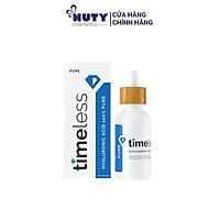 Tinh Chất Dưỡng Ẩm & Cấp Nước Timeless Hyaluronic Acid Pure Serum (30ml)