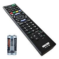 Remote Điều Khiển Dành Cho Internet TV, TV LED, Smart TV SONY RM-ED047 (Kèm pin AAA Maxell) - Hàng nhập khẩu