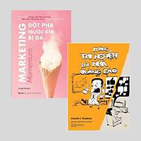 Bộ: Phòng thí nghiệm của nhà quảng cáo (tái bản 2017) - Marketing - Đột Phá Trước Khi Bị Đá