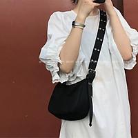 Túi đeo chéo nữ vải dù đẹp đi học và đi chơi thời trang phong cách