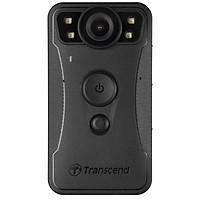 Camera Transcend Drivepro Body 30 eMMC Wifi 64GB FullHD 1080P TS64GDPB30A - Hàng Chính Hãng