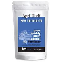 Phân Bón Agri-Tech NPK 16-16-8+TE 1Kg