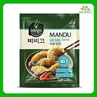 [Chỉ Giao HCM] - Bánh Mandu hải sản Bibigo 350gr