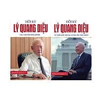 Trọn Bộ 2 Cuốn Hồi Ký Lý Quang Diệu ( Phiên Bản 2020 )