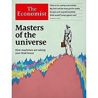 The Economist: Master of the Universe - 40.19