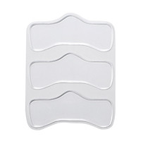 3pcs Nose Patches Wrinkle Remover Pads Anti Wrinkle Treatment Silicone Smoothing Wrinkle Patches for Nose Skin Care