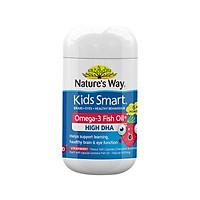 Australia Nature'S Way Kids Smart Burstlets Omega-3 Fish Oil Strawberry 50S