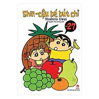 Shin - Cậu Bé Bút Chì - Tập 27 (Tái Bản 2019)