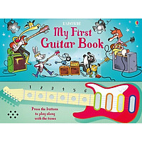 Sách Usborne My First Guitar Book
