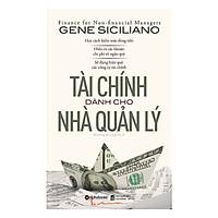 Tài Chính Dành Cho Nhà Quản Lý (Tái Bản 2019) - Tặng Kèm Sổ Tay