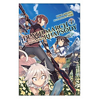 Death March To The Parallel World Rhapsody, Volume 07 (Light Novel) (Illustration by Shri)