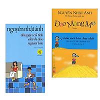 Combo Sách Chọn Lọc Của Nguyễn Nhật Ánh: Chuyện Cổ Tích Dành Cho Người Lớn + Đảo Mộng Mơ (Tặng Kèm Bookmark Green Life)